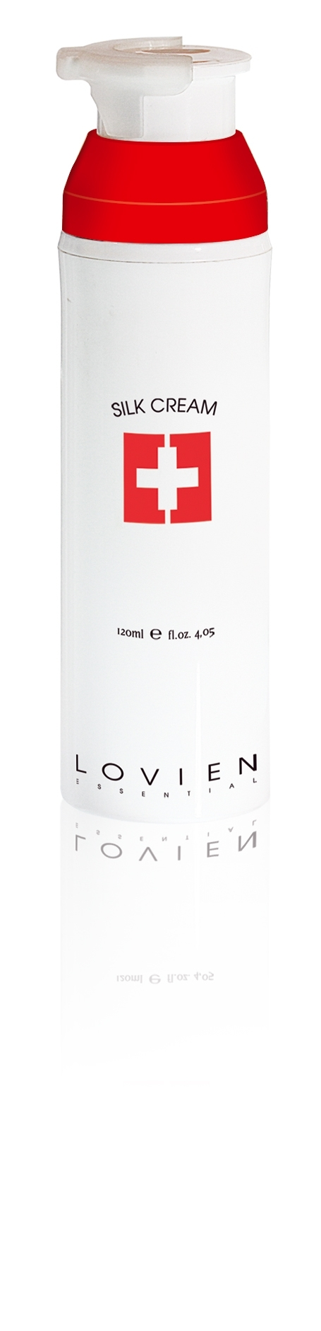 Lovien Silk Cream 120 ml - fluid na vlasy