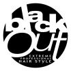 Black Out logo