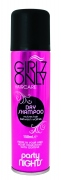 Girlz Only Party Nights 150 ml - suchý šampón na vlasy